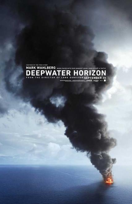 Deepwater Horizon Movie Poster (11 x 17) - Item # MOVEB93645