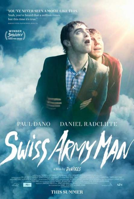 Swiss Army Man Movie Poster (11 x 17) - Item # MOVCB35745