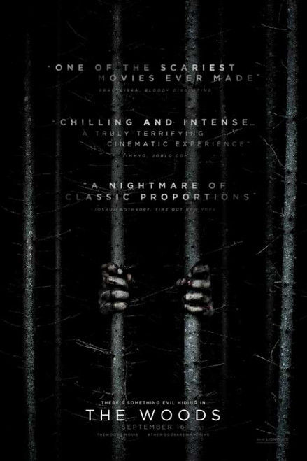 The Woods Movie Poster (27 x 40) - Item # MOVGB26745