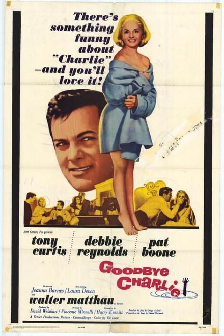 Goodbye Charlie Movie Poster Print (27 x 40) - Item # MOVEH3626