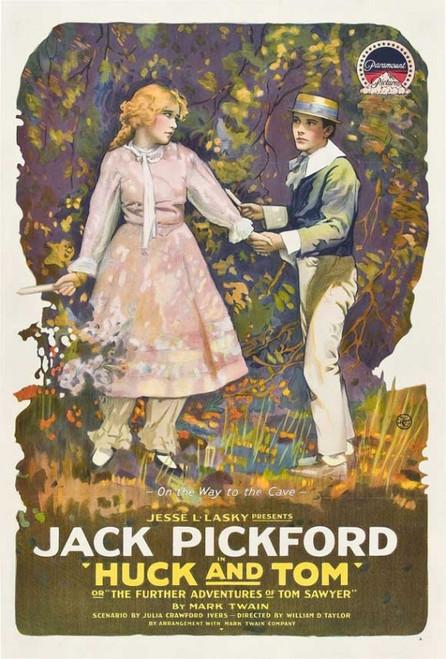 Huck and Tom Movie Poster Print (27 x 40) - Item # MOVGB76410