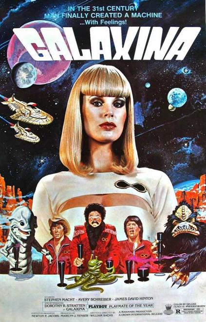 Galaxina Movie Poster Print (27 x 40) - Item # MOVGJ9324