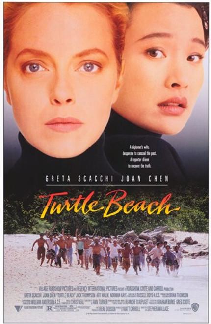 Turtle Beach Movie Poster (11 x 17) - Item # MOV252005