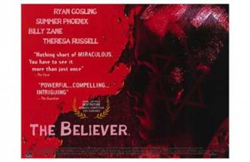 The Believer Movie Poster (17 x 11) - Item # MOV195996