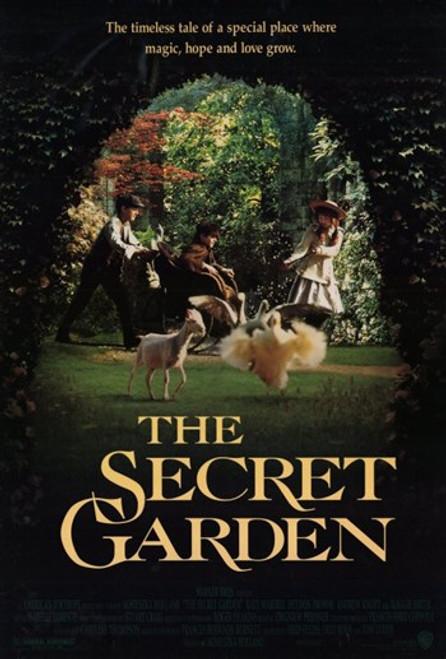 The Secret Garden Movie Poster (11 x 17) - Item # MOV232963