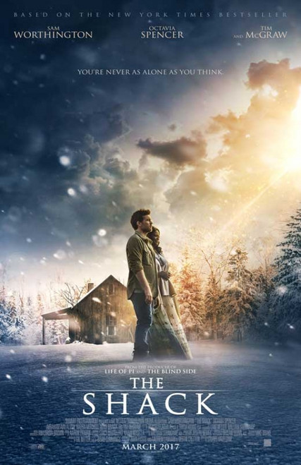 The Shack Movie Poster (27 x 40) - Item # MOVEB88745