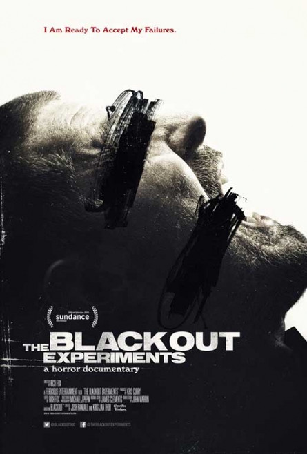 The Blackout Experiments Movie Poster (11 x 17) - Item # MOVEB27745
