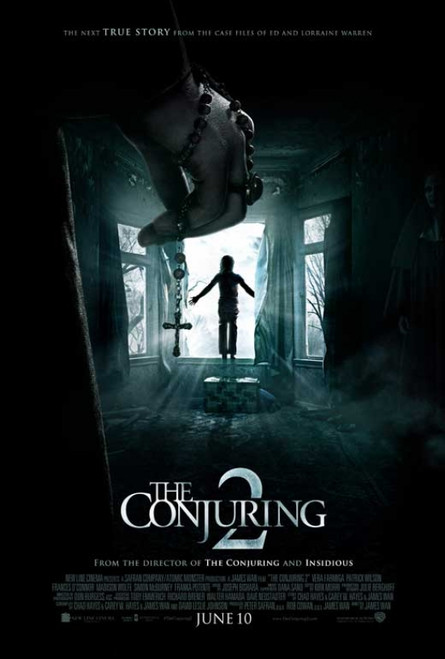 The Conjuring 2 The Endfield Experiment Movie Poster (11 x 17) - Item # MOVCB09745