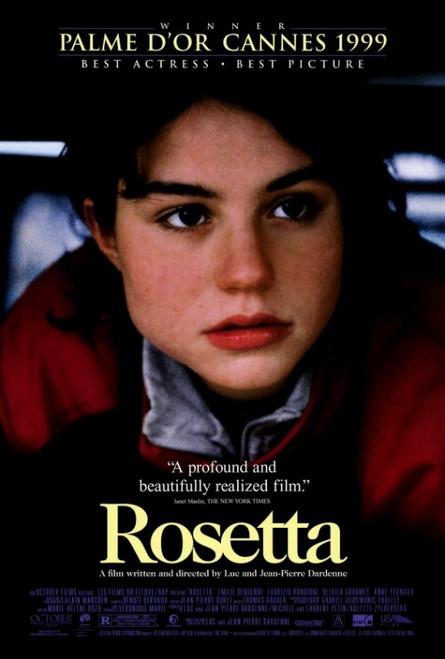 Rosetta Movie Poster Print (27 x 40) - Item # MOVCF3406