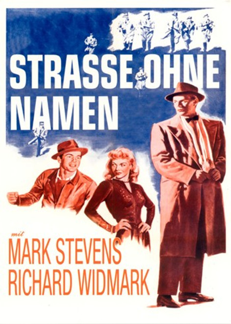 Street With No Name Movie Poster (11 x 17) - Item # MOV414292