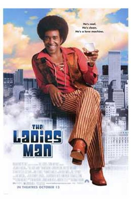 The Ladies Man Movie Poster (11 x 17) - Item # MOV196172