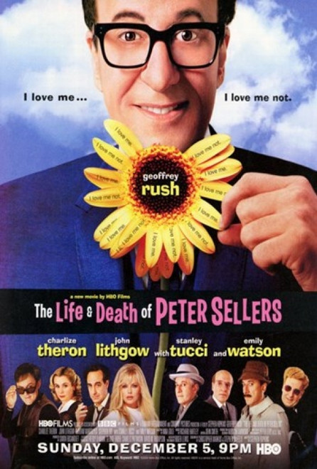 The Life and Death of Peter Sellers Movie Poster (11 x 17) - Item # MOV244602