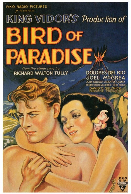 Bird of Paradise Movie Poster Print (27 x 40) - Item # MOVAF7295