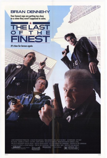 The Last of the Finest Movie Poster Print (27 x 40) - Item # MOVEH8314