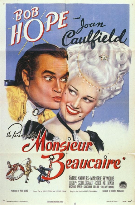 Monsieur Beaucaire Movie Poster Print (27 x 40) - Item # MOVAH5743
