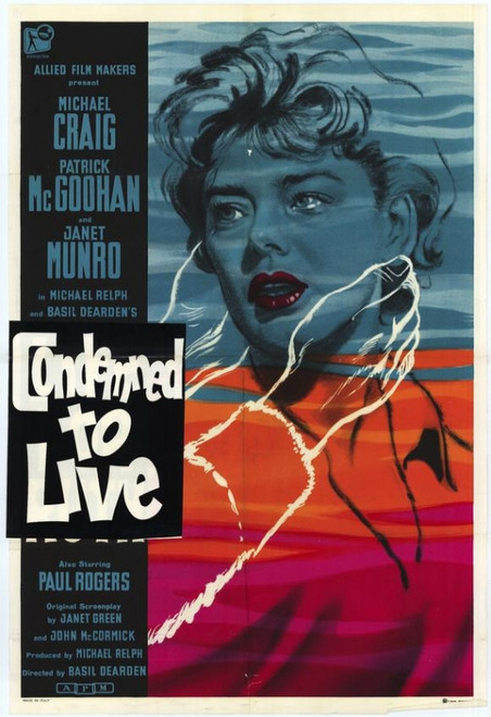 Condemned to Life Movie Poster Print (27 x 40) - Item # MOVEH1626
