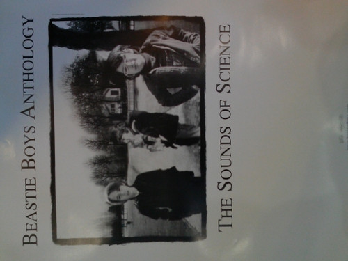 Beastie Boys Anthology The Sounds of Science Poster - Item # RAR9999140
