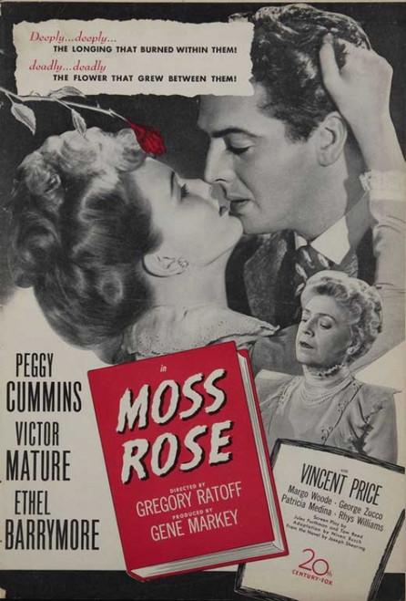 Moss Rose Movie Poster Print (27 x 40) - Item # MOVCB89783