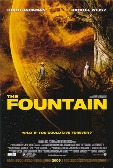 The Fountain Movie Poster (11 x 17) - Item # MOV378586