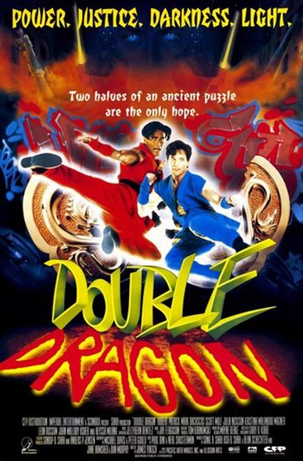 Double Dragon Movie Poster (11 x 17) - Item # MOV195436