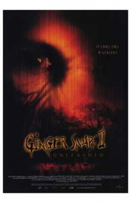 Ginger Snaps II Unleashed Movie Poster (11 x 17) - Item # MOV191726