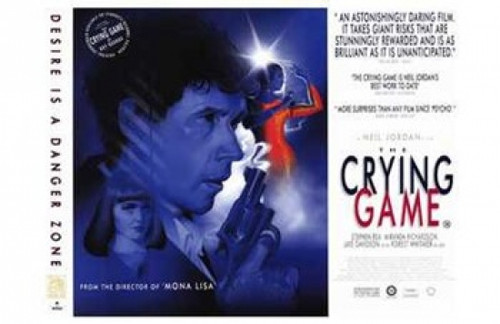 The Crying Game Movie Poster (17 x 11) - Item # MOV206940