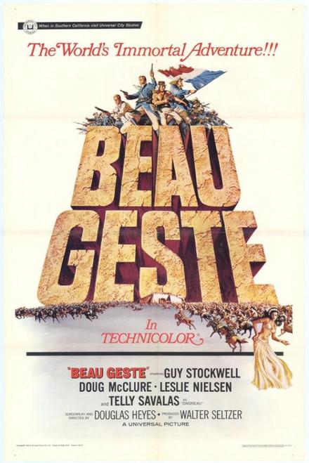 Beau Geste Movie Poster Print (27 x 40) - Item # MOVAH5267