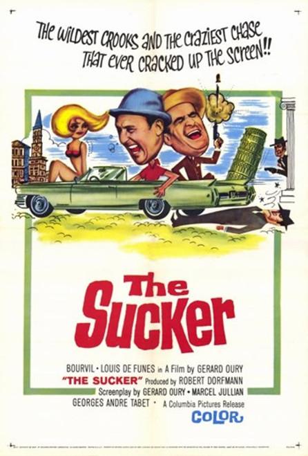 The Sucker Movie Poster (11 x 17) - Item # MOV254546