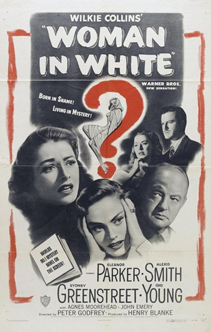 The Woman in White Movie Poster (11 x 17) - Item # MOV417223