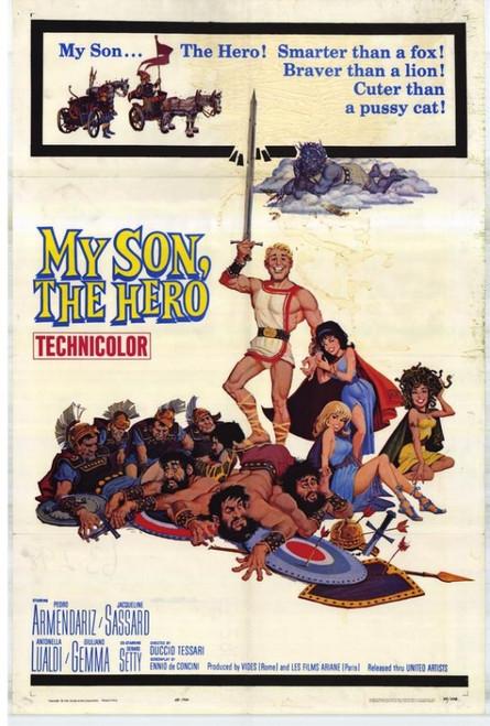 My Son the Hero Movie Poster Print (27 x 40) - Item # MOVIH6625