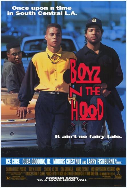 Boyz N the Hood Movie Poster Print (27 x 40) - Item # MOVCF9319