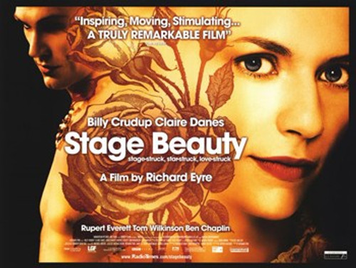 Stage Beauty Movie Poster (17 x 11) - Item # MOV241584
