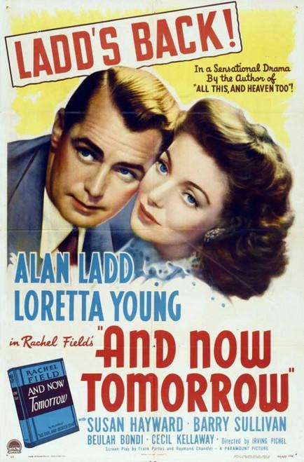 And Now Tomorrow Movie Poster Print (27 x 40) - Item # MOVII2723