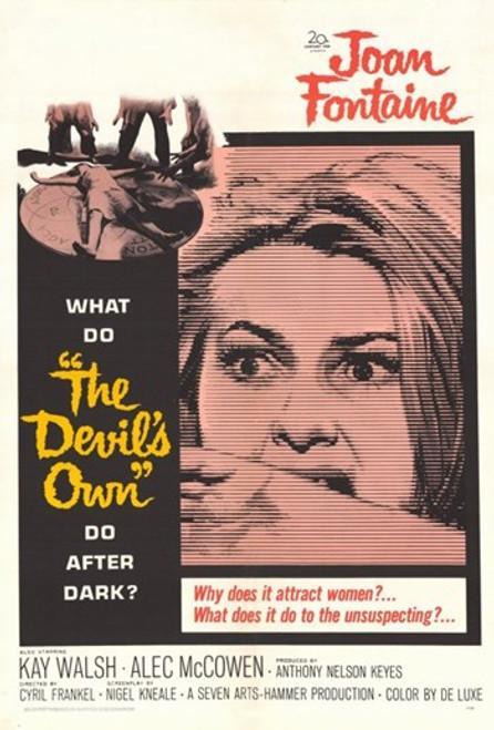 The Devil's Own Movie Poster (11 x 17) - Item # MOV254985