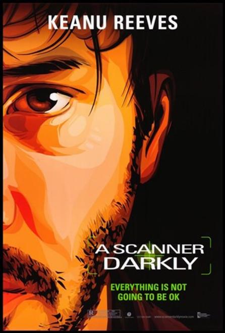 A Scanner Darkly Movie Poster (11 x 17) - Item # MOV365075