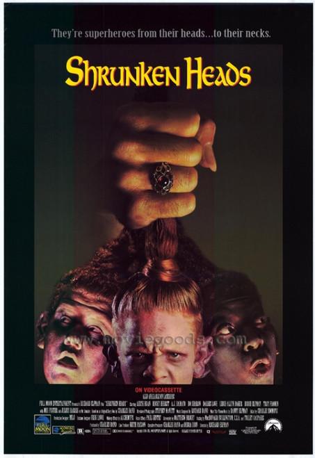 Shrunken Heads Movie Poster Print (27 x 40) - Item # MOVGH0684