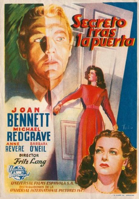 Secret Beyond the Door Movie Poster (11 x 17) - Item # MOV413532