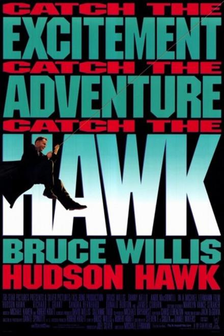 Hudson Hawk Movie Poster (11 x 17) - Item # MOV248062