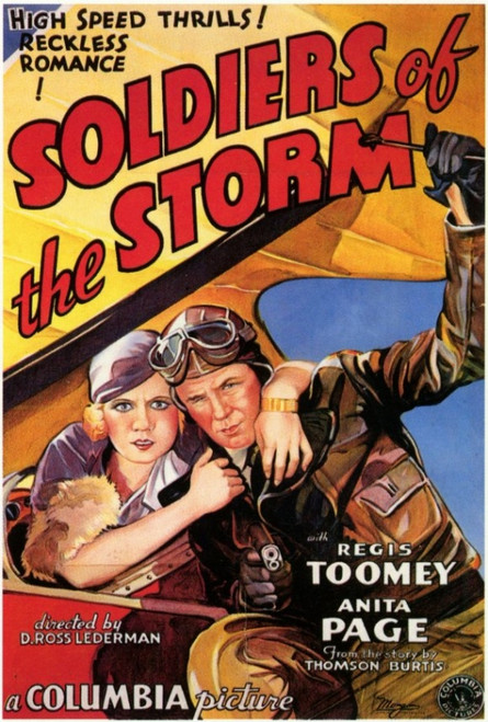 Soldiers of the Storm Movie Poster Print (27 x 40) - Item # MOVCF5330