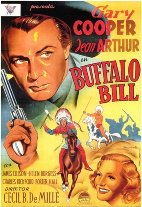 The Plainsman Movie Poster (11 x 17) - Item # MOV206773