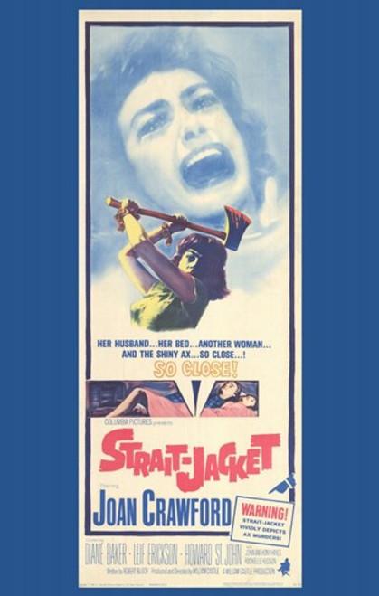 Strait-Jacket Movie Poster (11 x 17) - Item # MOV212711