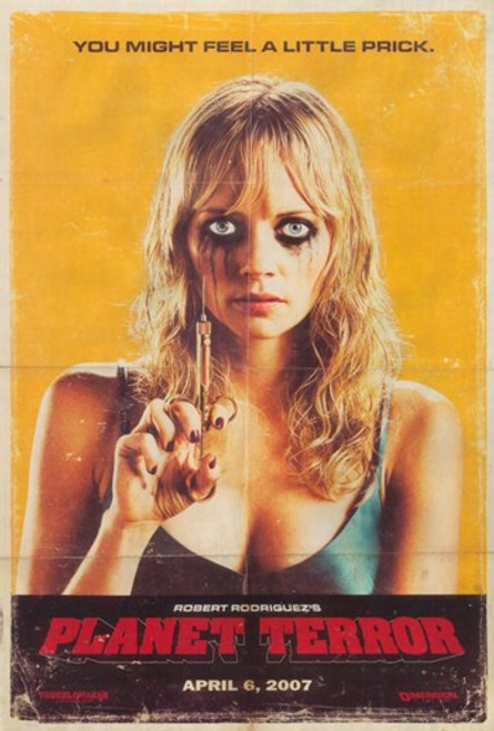 Grindhouse Movie Poster (11 x 17) - Item # MOV376669