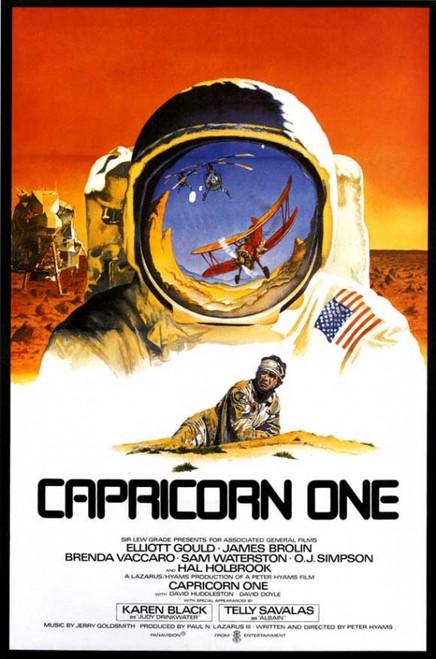 Capricorn One Movie Poster Print (27 x 40) - Item # MOVIJ1328