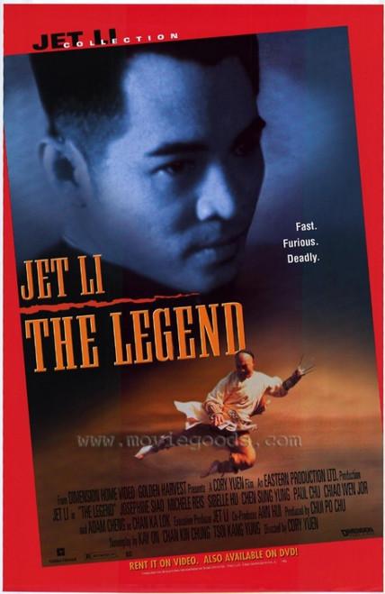 The Legend Movie Poster Print (27 x 40) - Item # MOVCH1685