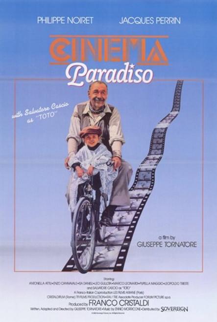 Cinema Paradiso Movie Poster (11 x 17) - Item # MOV194538