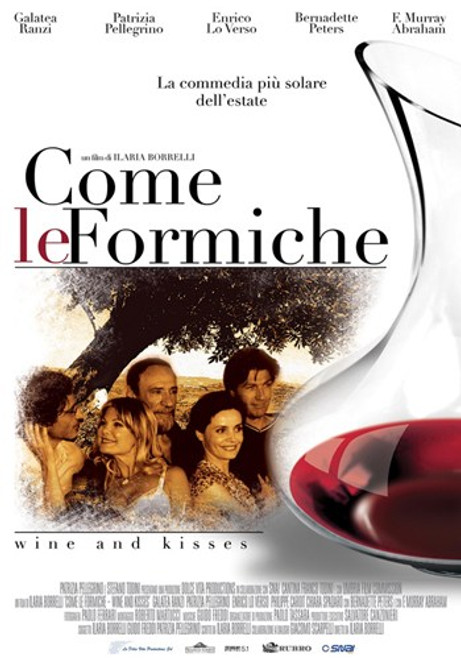 Wine and Kisses Movie Poster (11 x 17) - Item # MOV415001