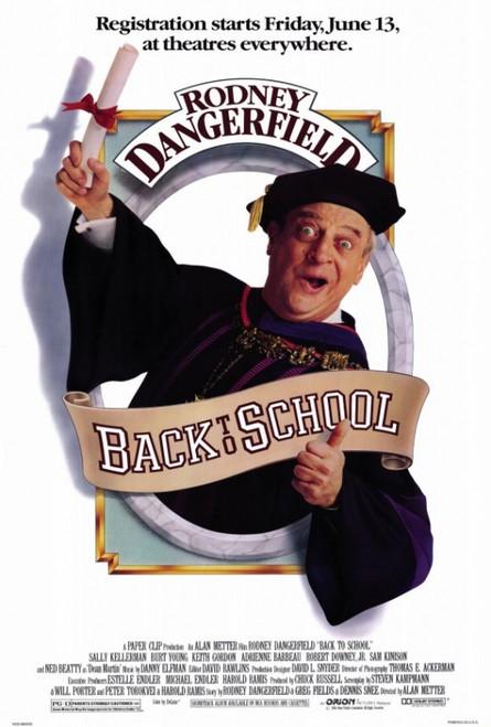 Back to School Movie Poster Print (27 x 40) - Item # MOVIF7411