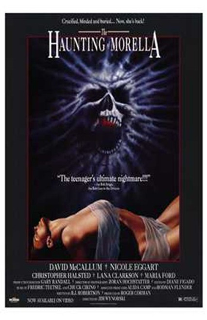 Haunting of Morella Movie Poster (11 x 17) - Item # MOV210022
