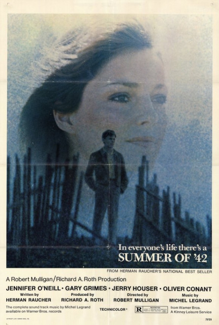 Summer of '42 Movie Poster Print (27 x 40) - Item # MOVCF6385