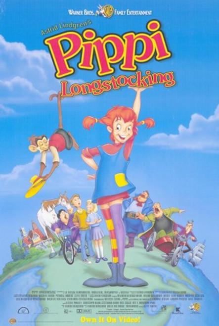 Pippi Longstocking Movie Poster (11 x 17) - Item # MOV211859